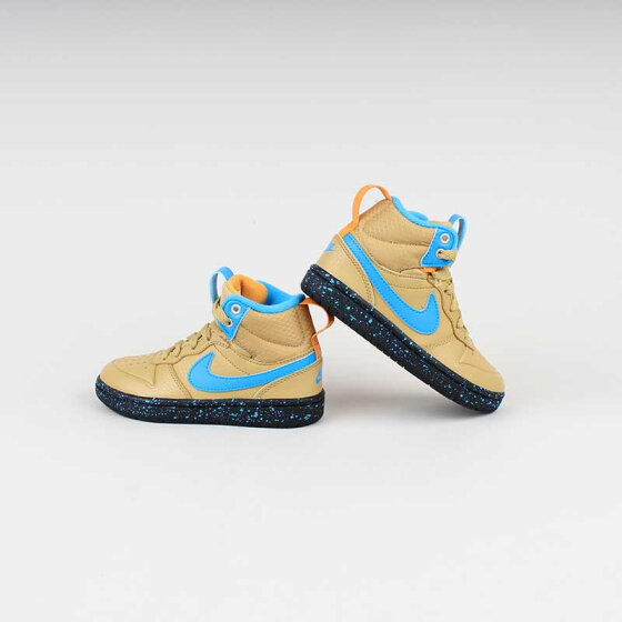 Nike Court Borough Mid 2 Boot (PS)-1