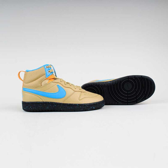 Nike Court Borough Mid 2 Boot (PS)-2