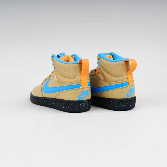 Nike Court Borough Mid 2 Boot (PS)-3
